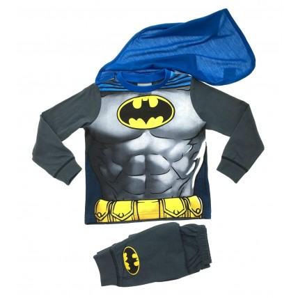 Kids Batman Dress Up Pyjamas