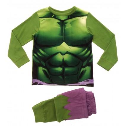 Kids Hulk Dress Up Pyjamas