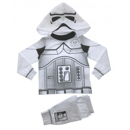 Kids Storm Trooper Dress Up Pyjamas