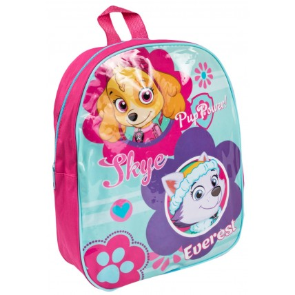 Paw Patrol Girls Backpack - Skye and Everest