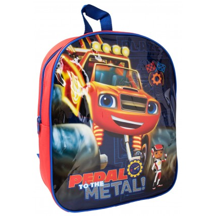 Blaze Boys Backpack - Pedal To The Metal