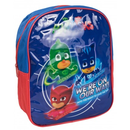 PJ Masks Backpack - We're On Our Way