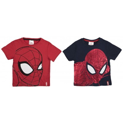Marvel Spiderman Short Sleeve T-Shirt