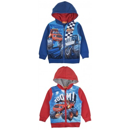 Blaze And The Monster Machines Hooded Jacket