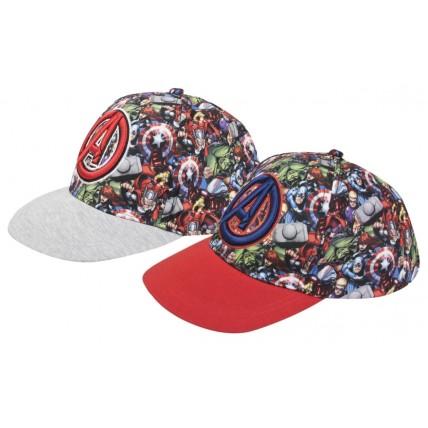 Marvel Avengers Baseball Cap - Flat Peak