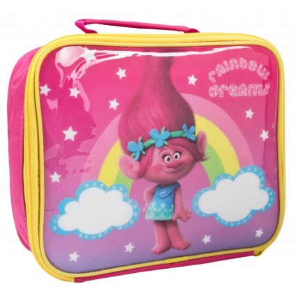 Trolls Insulated Lunch Bag