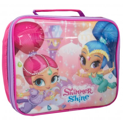 Shimmer and Shine Thermal Lunch Bag
