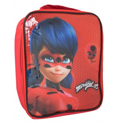 Miraculous Ladybug Insulated Lunch Bag
