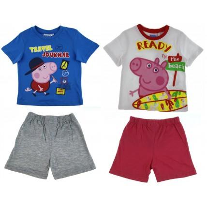 Peppa Pig George Boys Short Pyjamas