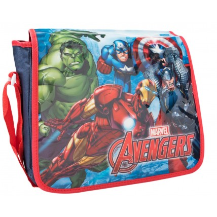 Marvel Avengers Messenger Bag