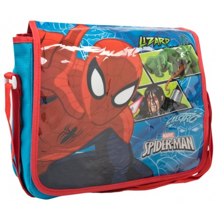 Marvel Spiderman Messenger Bag