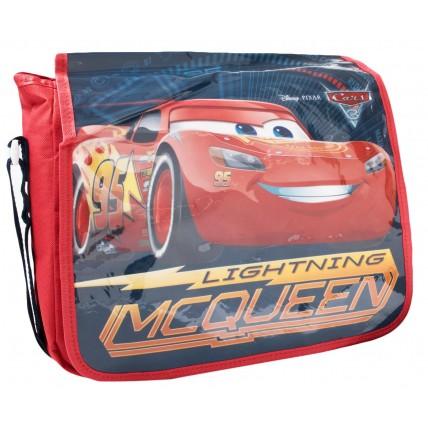 Disney Cars Lightning McQueen Messenger Bag