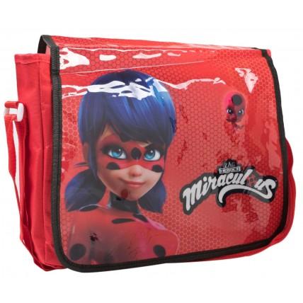 Miraculous Ladybug Messenger Bag