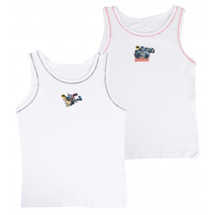 Batman Vests (2 Pack) - Red / Blue