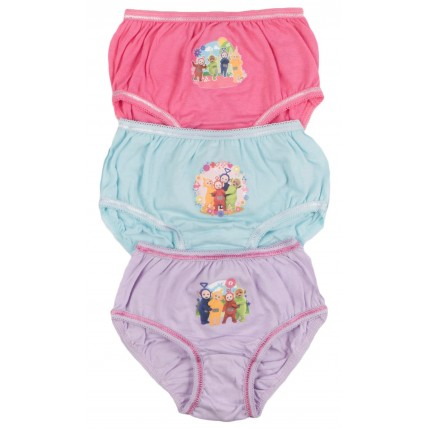 Girls Teletubbies Briefs