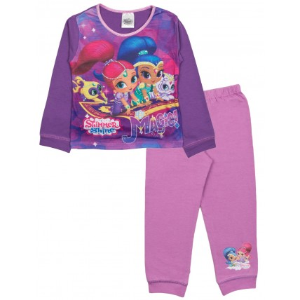 Shimmer & Shine Long Pyjamas - Magic