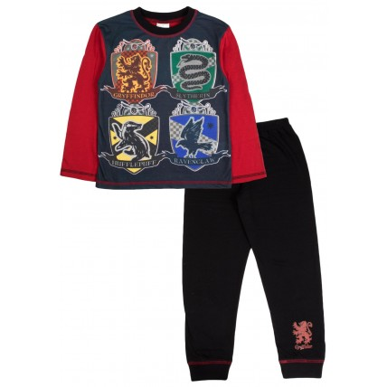 Harry Potter Long Pyjamas - House Teams