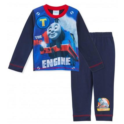 Thomas The Tank Engine Long Pyjamas - Blue Engine