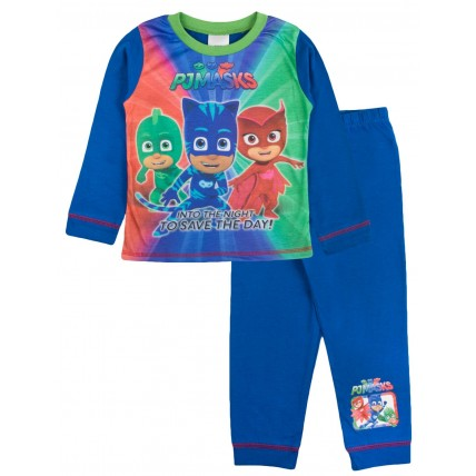 PJ Masks Long Pyjamas - Into The Night