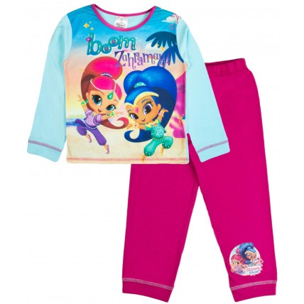 Shimmer & Shine Long Pyjamas - Zahramay