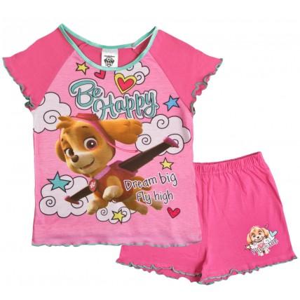 Paw Patrol Girls Short Pyjamas - Dream Big