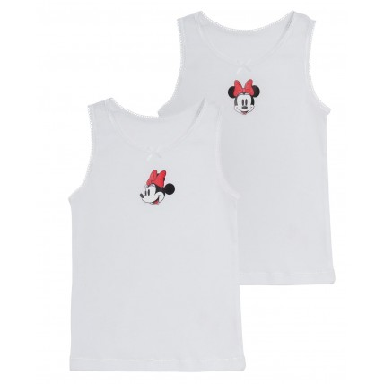 Girls Pack Of 2 Minnie Mouse
