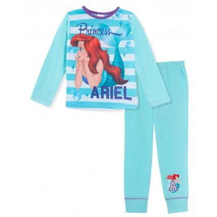 The Little Mermaid Long Pyjamas Set - Ariel