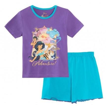 Disney Aladdin Short Pyjamas - Jasmine