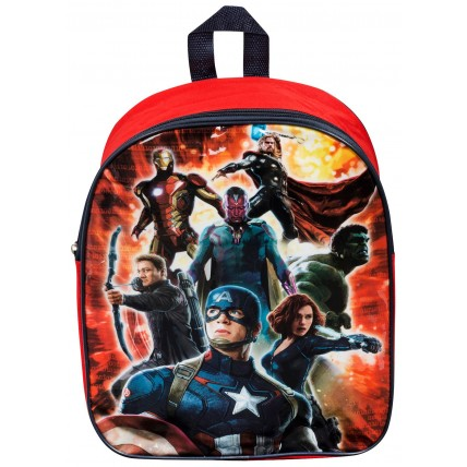 Boys Marvel Avengers Backpack - Action