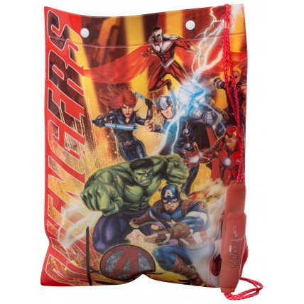 Boys Marvel Avengers Swimming Bag