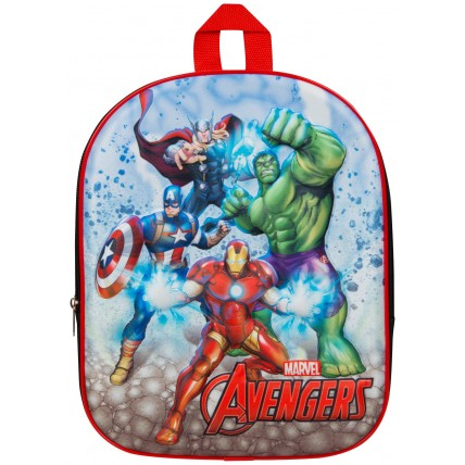Marvel Avengers Backpack - 4 Character