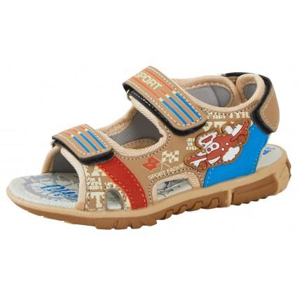 Boys Summer Sports Sandals - Brown