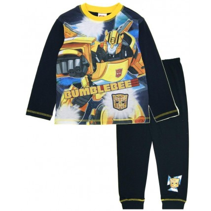 Transformers Long Pyjamas - Bumblebee