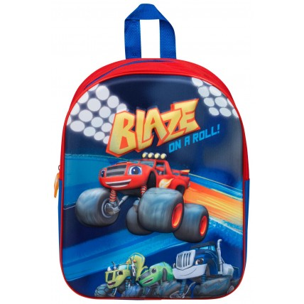 3D Blaze And The Monster Machines Backpack