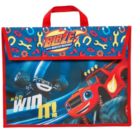 Blaze And The Monster Machines Book Bag