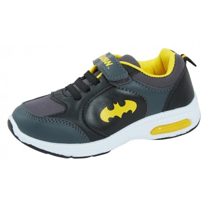 DC Comics Batman Skate Trainers  Light Up