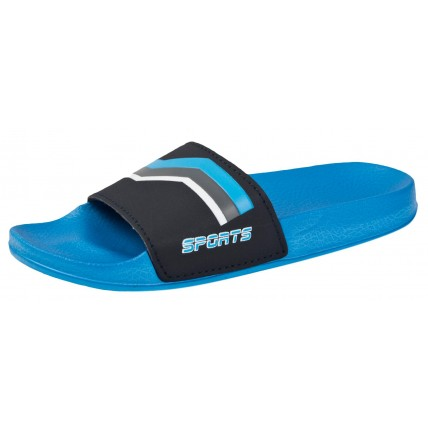 Boys Blue Sliders - Sports