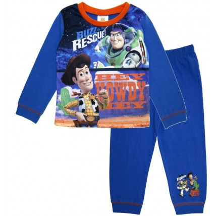 Toy Story Long Pyjamas - Hey Howdy
