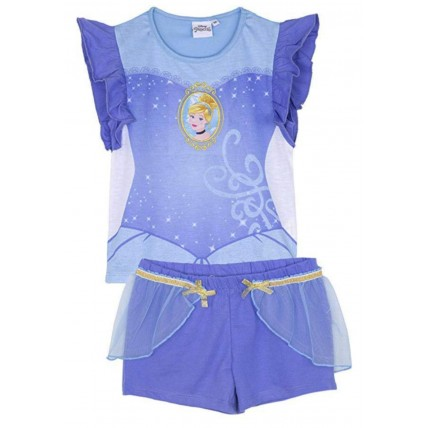 Disney Princess Pyjamas With Tutu - Cinderella