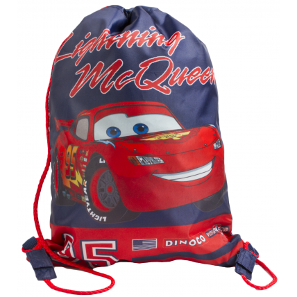 Disney Cars Pump Bag