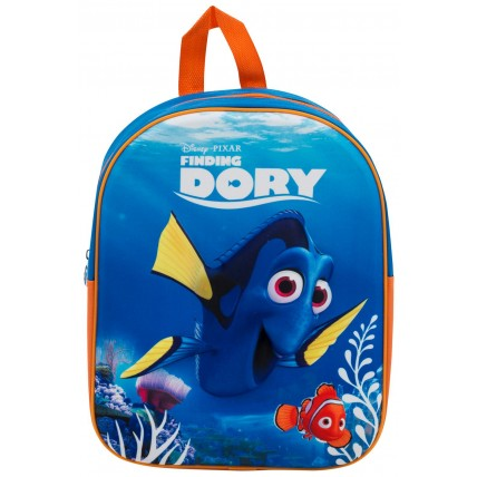 3D Finding Dory Backpack