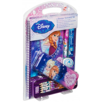 Girls Disney Frozen Stationery Set
