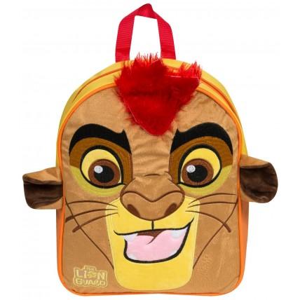 Lion Guard Soft Plush Backpack