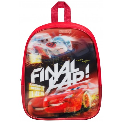 Boys Lightning McQueen Backpack - Holograpic