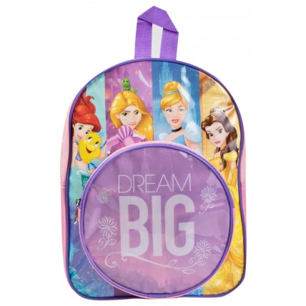 Disney Princess Backpack - Dream Big