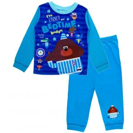 Hey Duggee Long Pyjamas - Bedtime