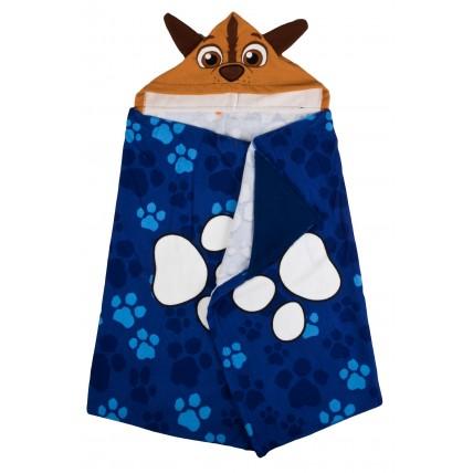 Paw Patrol Cuddle Towel - Chase