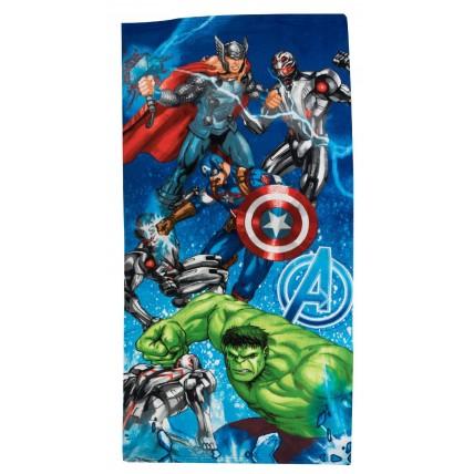 Marvel Avengers Beach Towel - 3 Character