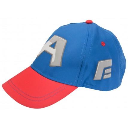 Marvel Captain America Baseball Cap  With Goggle Mask