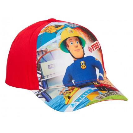 Girls Fireman Sam Baseball Cap